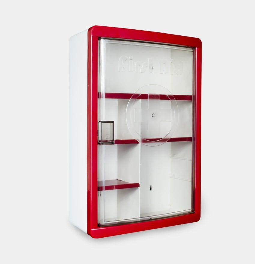 جعبه کمک های اولیه لوتوس - تجهیز شده