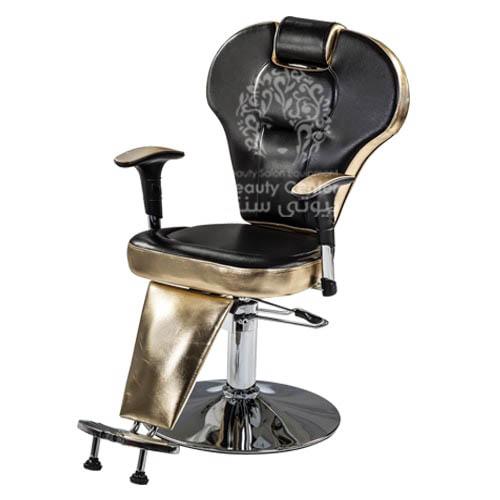 صندلی میکاپ گلد
