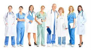 انواع لباس های مورد مصرف در بیمارستان ها