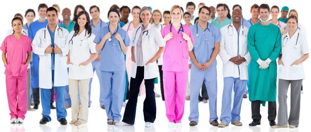 رنگ لباس های بیمارستانی را بشناسیم
