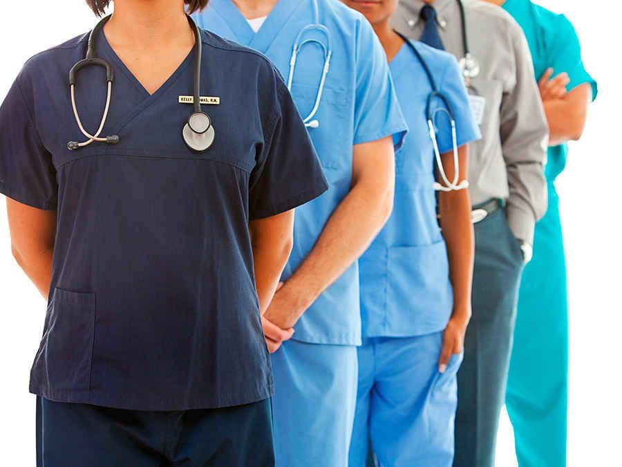 اسکراب چیست و فرق اسکراب جراحی زنانه و مردانه