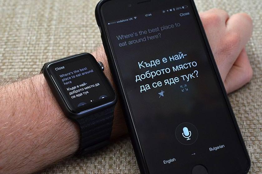 ساعت هوشمند مترجم Time2Translate Smartwatch
