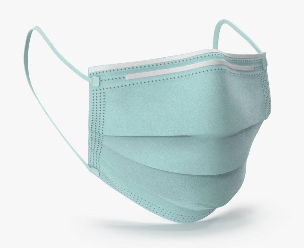 نحوه تولید ماسک های سه لایه پزشکی