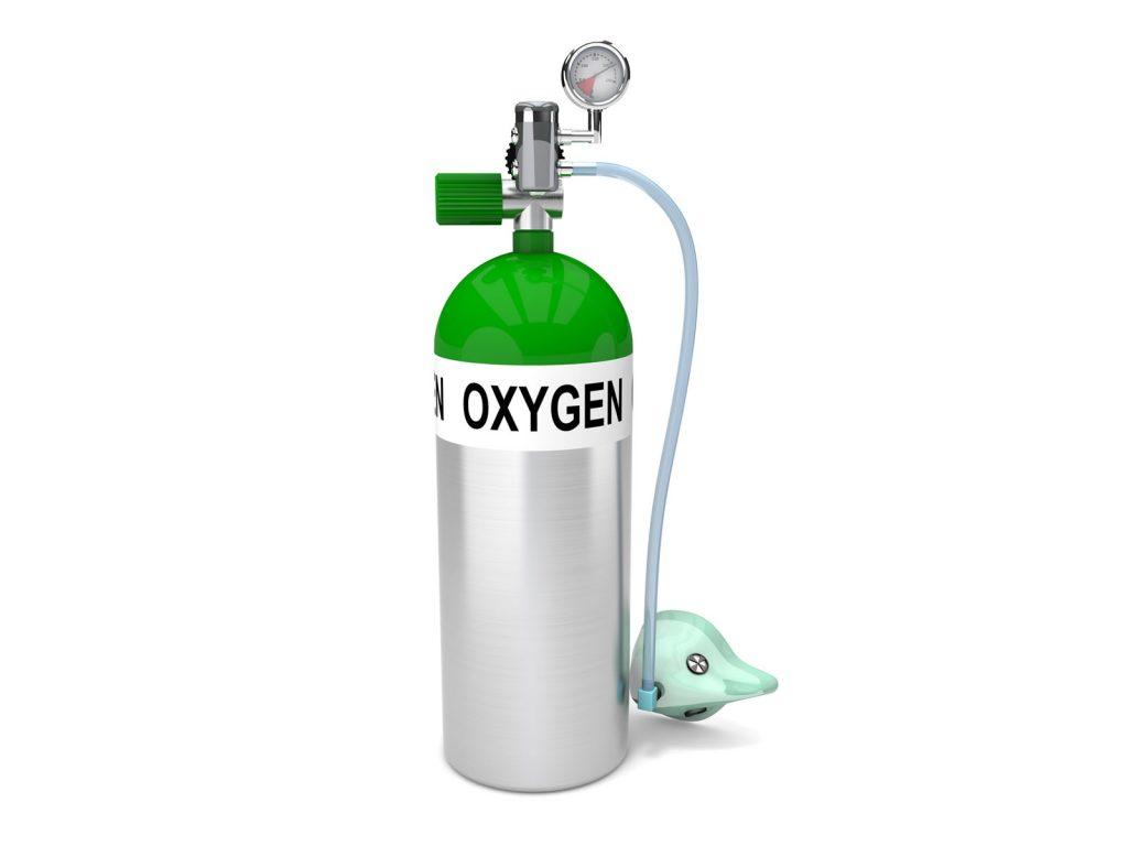کپسول اکسیژن