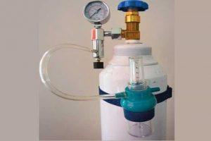 کپسول اکسیژن آلومینیومی