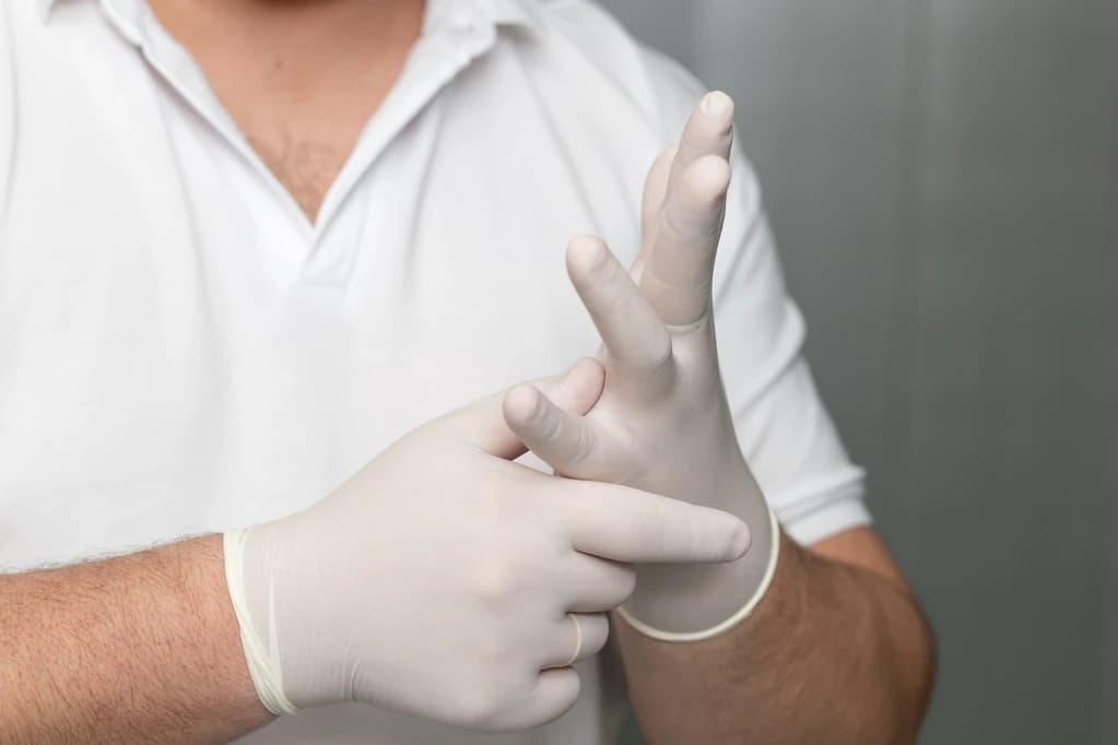 انتخاب و خرید دستکش های یکبار مصرف