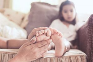 آیا علت درد استخوان ساق پا در کودکان مربوط به دردهای رشد است؟