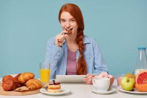 استفاده از وعده غذایی متعدد در طول روز