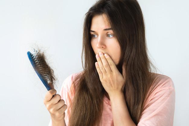درمان ریزش مو با روگین