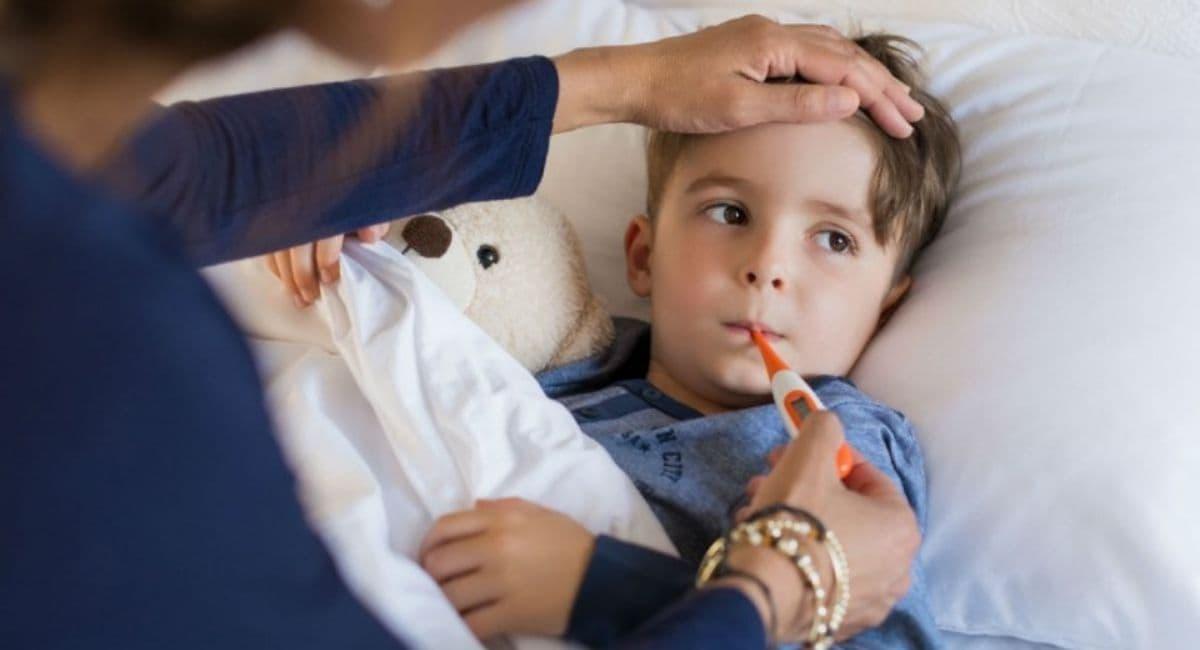 روش خانگی پایین آوردن تب در خانه بدون دارو به روش سنتی