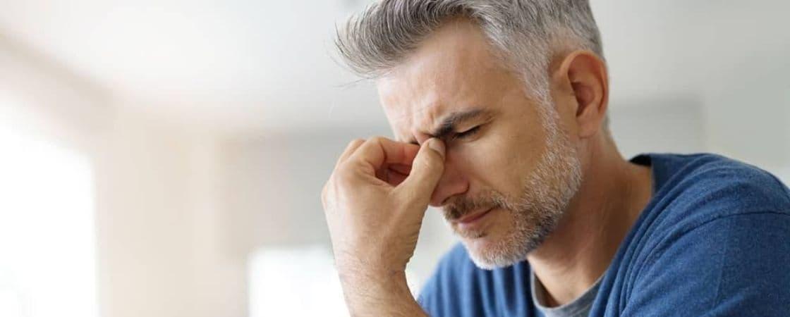 دلایل سردرد چشمی