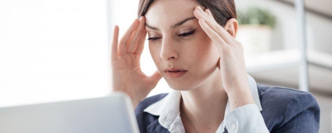 سردرد و چشم درد کرونا