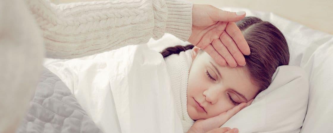 درجه تب طبیعی در کودکان چقدر می باشد ؟