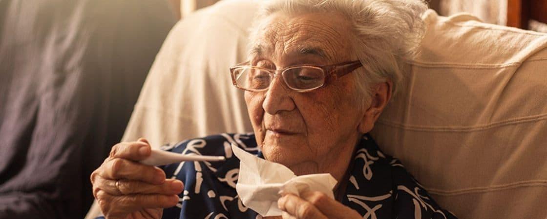 دمای طبیعی بدن و در افراد مسن و بزرگسال