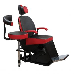 صندلی میکاپ برقی دوخت ساده باربردار