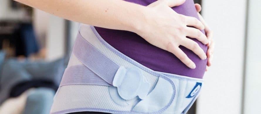 فواید بستن شکم بند زایمان