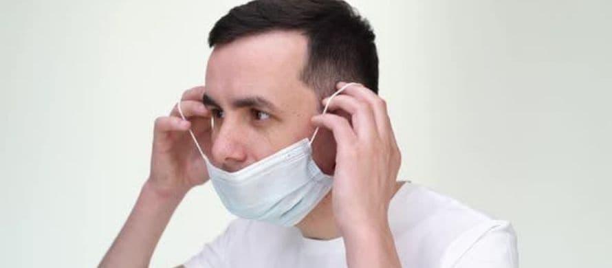نحوه زدن و برداشتن ماسک چگونه است؟