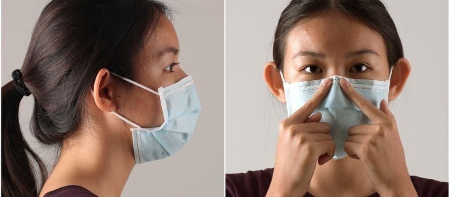نحوه استفاده از ماسک KF94