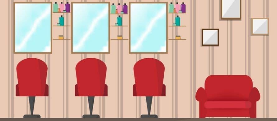 انواع صندلی آرایشگری و میکاپ و کارایی هرکدام؟