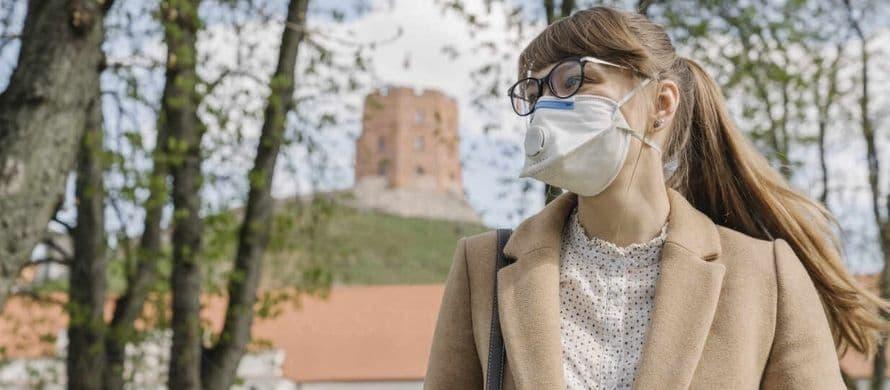 انواع ماسک تنفسی ffp2 (سوپاپ دارد و بدون سوپاپ )