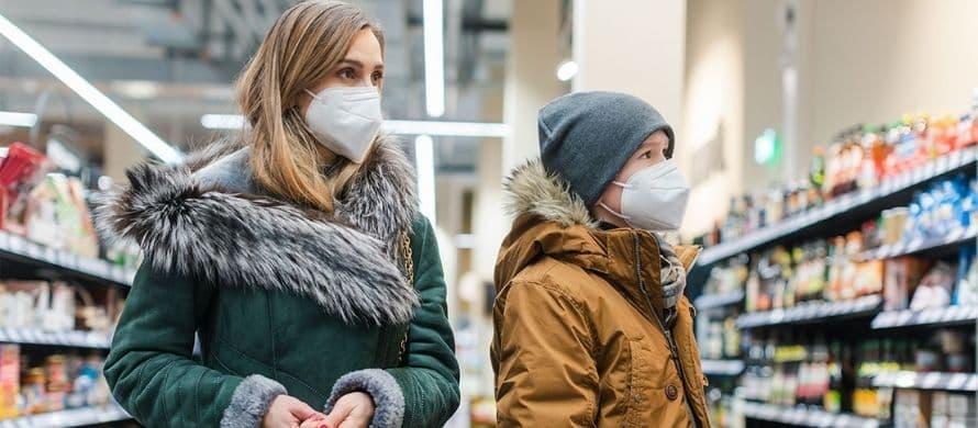 مدتزمان استفاده از ماسک FFP2 چقدر است؟