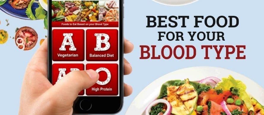 رژیم غذایی گروه خونی چیست؟