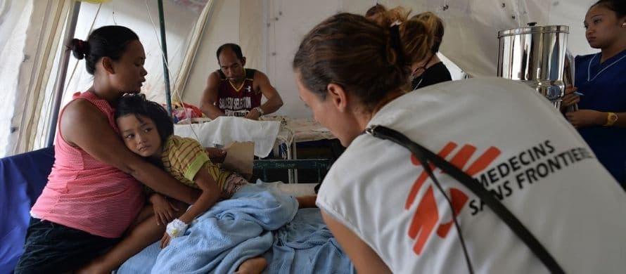 آیا پزشک بدون مرز شهروند خارجی و اقامت خارجی دریافت می کند؟