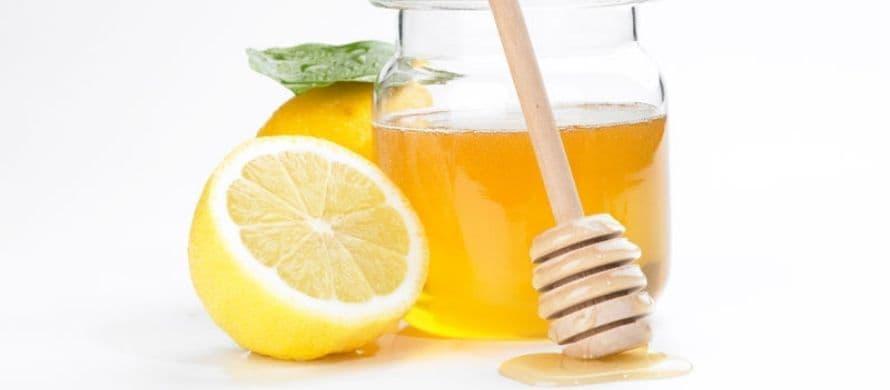 دمنوش عسل و آبلیمو