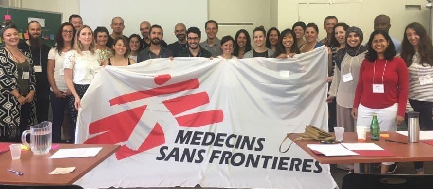 شرایط عضویت در پزشکان بدون مرز