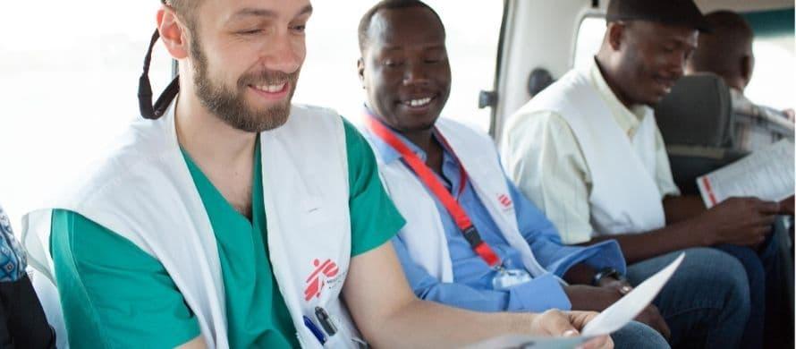 میزان حقوق پس از عضویت در سازمان پزشکان بدون مرز