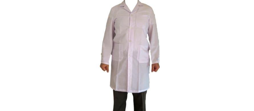روپوش سفید مردانه تترون