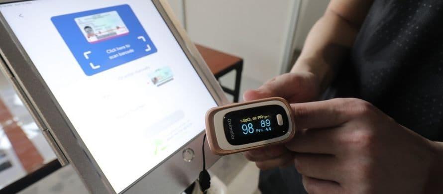 انواع دستگاه پالس اکسی متر