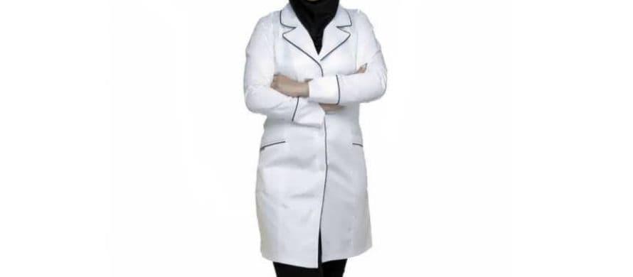 روپوش پرستاری زنانه
