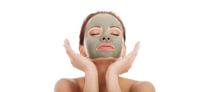 ماسک خاک رس سبز و طرز تهیه و استفاده