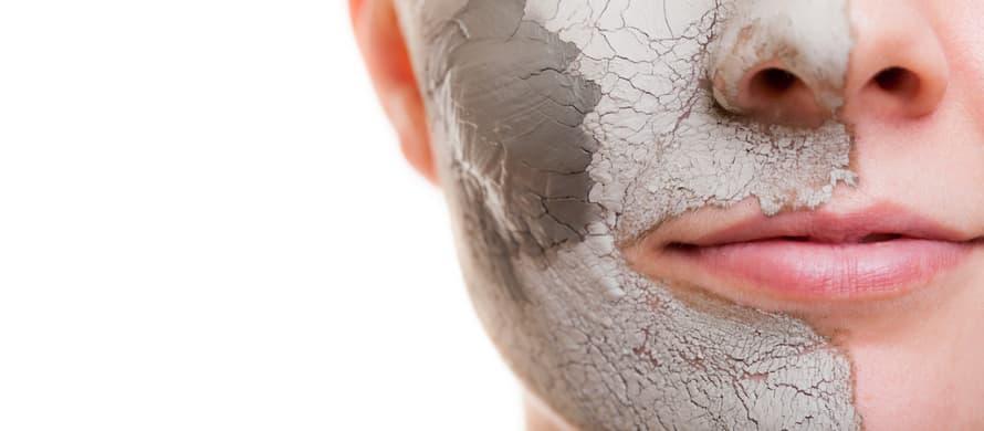 نحوه مصرف و طرز استفاده از ماسک خاک رس