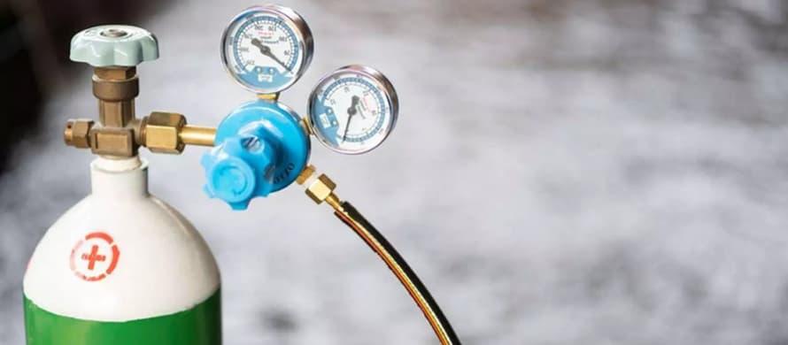 مراحل استفاده از کپسول اکسیژن