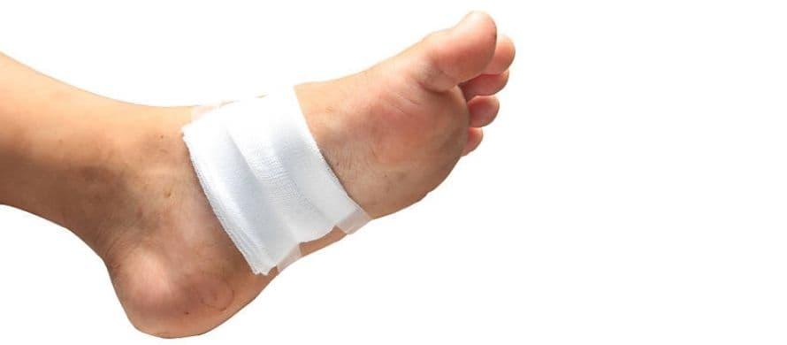 انواع پانسمان زخم پای دیابتی