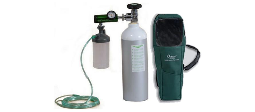 موارد مهم در انتخاب و خرید کپسول اکسیژن همراه