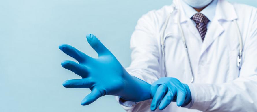 کاربرد دستکش نیتکس در صنعت پزشکی