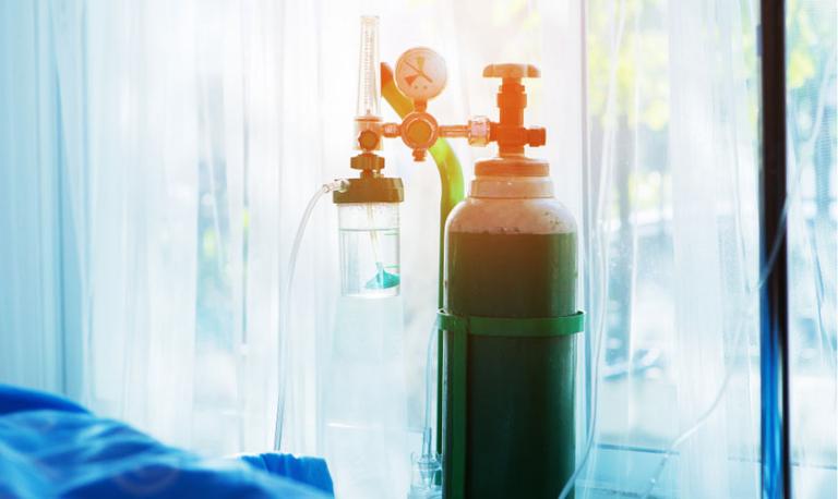 خرید کپسول اکسیژن برای کرونا