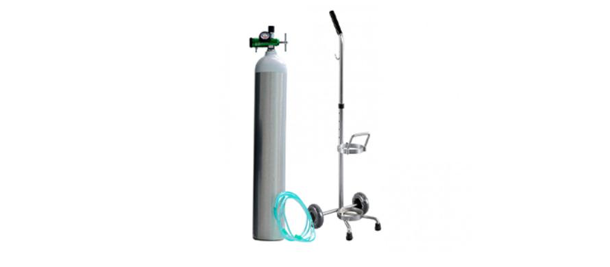 مدت زمان استفاده از کپسول اکسیژن 10 لیتری