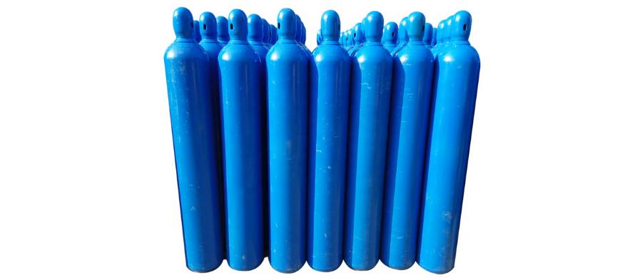 مدت زمان استفاده از کپسول اکسیژن 40 لیتری