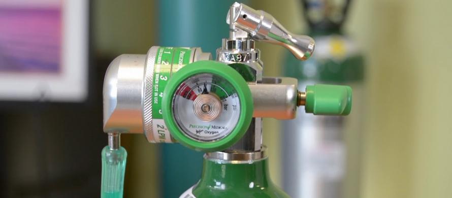 از کجا بفهمیم کپسول اکسیژن تمام شده است؟