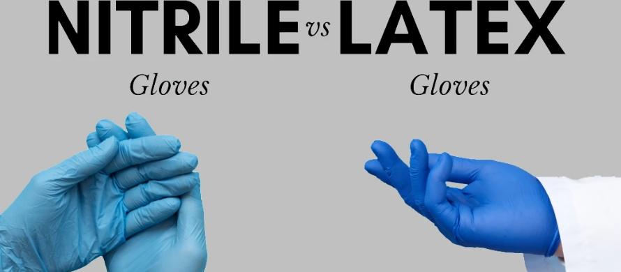 دستکش نیتریل بهتر است یا لاتکس؟
