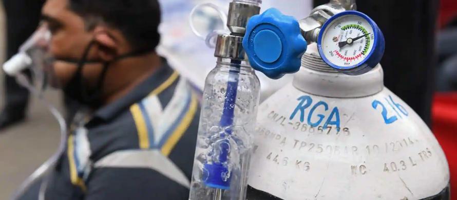 کپسول اکسیژن برای دیگر بیماران