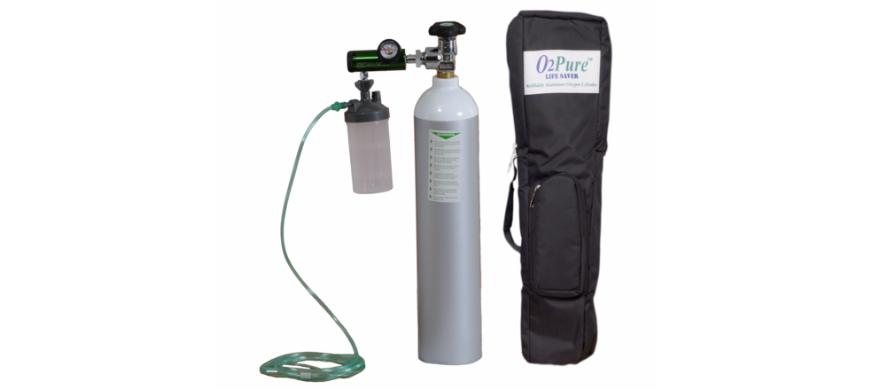 بهترین مارک کپسول اکسیژن همراه