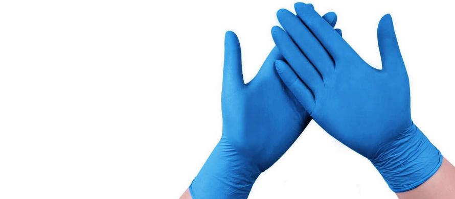 انواع دستکش نیتریل نیتکس