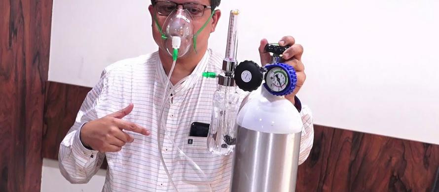 چه زمانی بیماران نیاز به استفاده از اکسیژن دارند؟