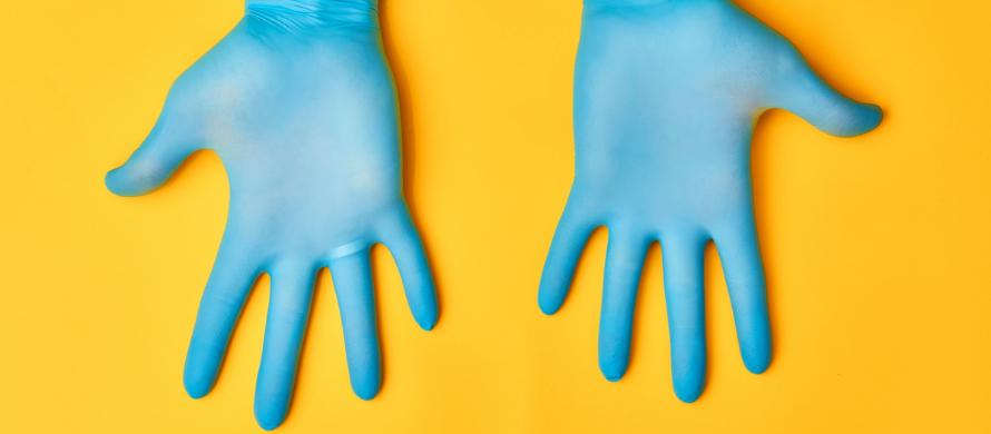 ویژگیهای دستکش های نیتریل